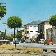 Cartes Postales: LEON, VILLAMANIN CALLE DE LA ESTACION. ED. ROYUELA, AREVALO Nº 3. AÑO 1969. CIRCULADA. Lote 279582798