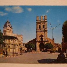 Postais: LA BAÑEZA - PLAZA MAYOR - LEÓN- LAXC - P59544. Lote 282081498