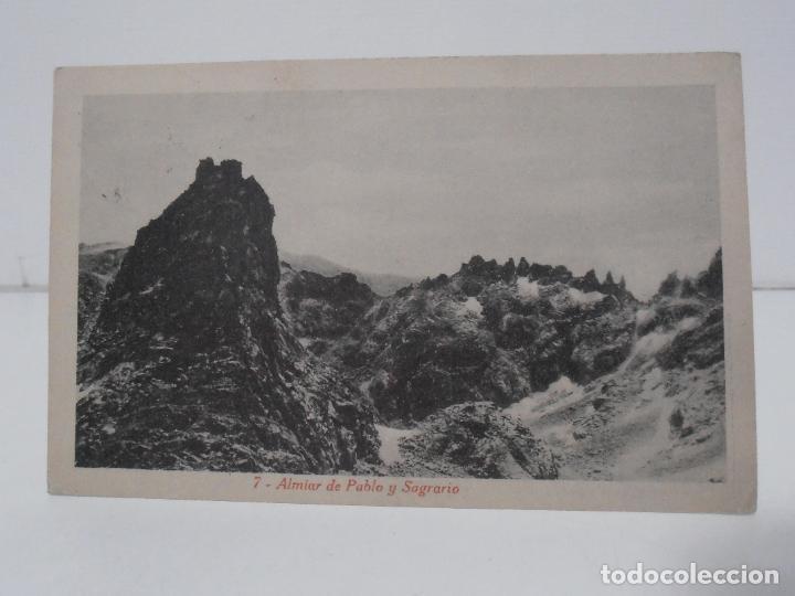 ANTIGUA POSTAL, ALMIAR DE PABLO Y SAGRARIO, FOTPIA CASTAÑEIDA ALVAREZ (Postales - España - Castilla y León Moderna (desde 1940))