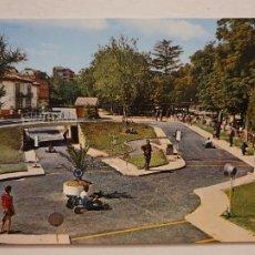 Cartoline: PALENCIA - PARQUE INFANTIL DE TRÁFICO - KARTS - LAXC - P59989. Lote 282978018