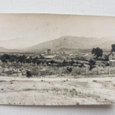 Cartes Postales: EL BARRACO AVILA FRANQUEADA LABORATORIOS ALBERTO MADRID. Lote 285085598