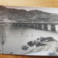 Cartes Postales: EL BARRACO AVILA LABORATORIOS ALBERTO MADRID. Lote 285085733