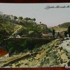 Postales: BEJAR (SALAMANCA), PUENTE DE SAN ALVIN, EDICION CASA JUNQUERA, SIN CIRCULAR *. Lote 286312228
