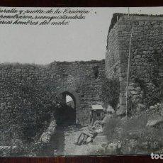 Postales: FOTO POSTAL DE BEJAR (SALAMANCA), MURALLA Y PUERTA DE LA TRAICION POR DONDE PENETRARON RECONQUISTAND. Lote 286313433