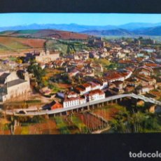 Postales: VILLAFRANCA DEL BIERZO LEON. Lote 287259993