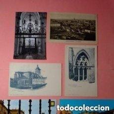 Postales: LOTE SEIS POSTALES ANTIGUAS CIUDAD RODRIGO, BUEN ESTADO DE CONSERVACION, SIN CIRCULAR. Lote 287396588