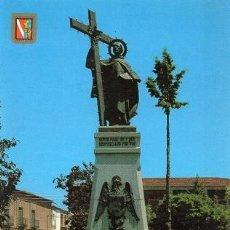 Postales: FONTIVEROS - 2 MONUMENTO A SAN JUAN DE LA CRUZ. Lote 287453223