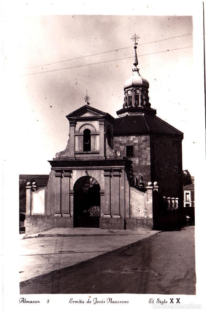 ALMAZAN (SORIA) - ERMITA DE JESUS NAZARENO (Postales - España - Castilla y León Antigua (hasta 1939))