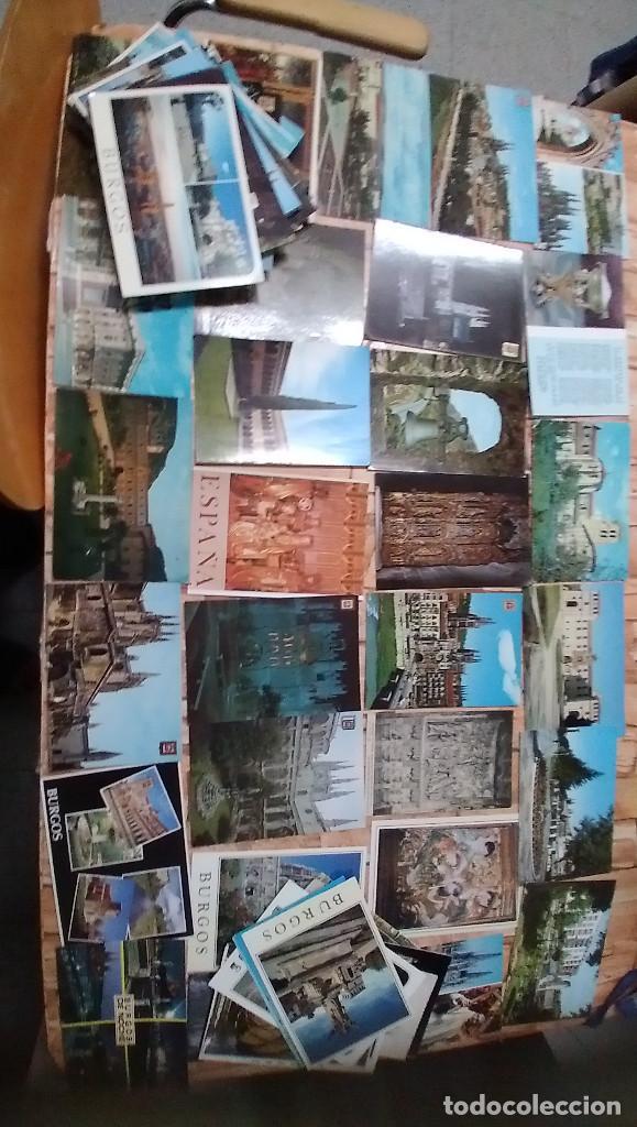 Postales: 90 postales * BURGOS Y PROVINCIA * ( LOTE 2) - Foto 2 - 288435808