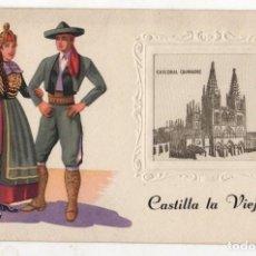 Cartes Postales: TARJETA POSTAL CATEDRAL BURGOS. CASTILLA LA VIEJA. VINCI. Lote 288618118
