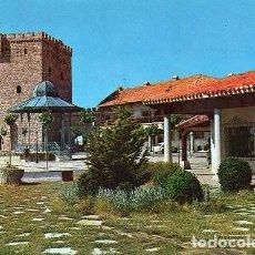 Postales: BURGOS - 9 HOSTAL LANDA PALACE- VISTA PARCIAL. Lote 288864643