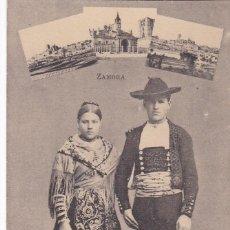 Postales: ZAMORA. ED. FOTO LACOSTE MADRID. SIN CIRCULAR. Lote 289341443