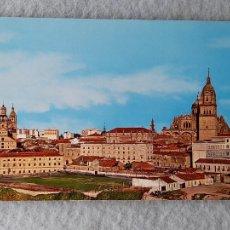 Postales: SALAMANCA. VISTA DE LA CATEDRAL.. Lote 289686208