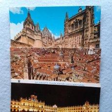 Postales: LOTE DE 3 POSTALES DE SALAMANCA.. Lote 289688283