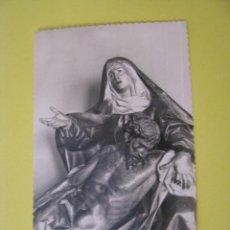 Postales: VALLADOLID. MUSEO NAC. DE ESCULTURA. LA PIEDAD (G. FERNANDEZ). ED. GARCIA GARRABELLA. 15.. Lote 289690053
