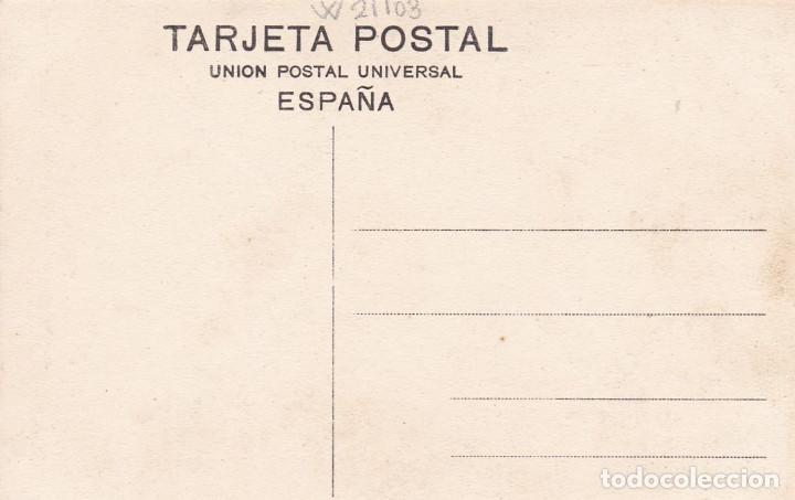Postales: SALAMANCA, CIUDAD RODRIGO CATEDRAL VENTANALES. ED. FOTO A. PAZOS Nº 8. SIN CIRCULAR - Foto 2 - 289339773