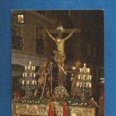 Postales: POSTAL SIN CIRCULAR SEMANA SANTA VALLADOLID 76 PADRE PERDONALOS EDITA ESCUDO DE ORO. Lote 289817443