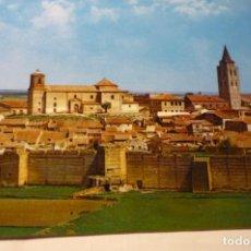 Postales: POSTAL MADRIGAL DE LAS ALTAS TORRES PANORAMICA - ESCRITA. Lote 289824298
