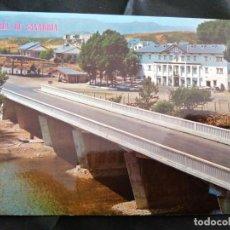 Postales: LAGO DE SANABRIA, ZAMORA , ANTIGUA POSTAL.ÑZ. Lote 289837598