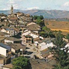Postais: ZAMORA, PUEBLA DE SANABRIA VISTA DESDE EL CASTILLO. ED. GARRABELLA Nº 1. AÑO 1967. SIN CIRCULAR. Lote 292386518