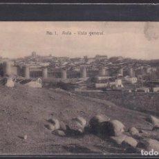Postales: NO. 1. ÁVILA. VISTA GENERAL. (CASTILLA Y LEÓN, ESPAÑA). Lote 293746188