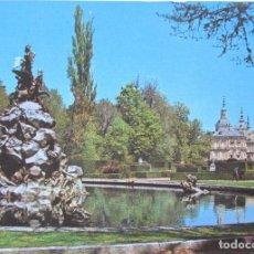 Postales: LA GRANJA (SEGOVIA) - 10 VISTAS ESENCIALES. Lote 293840758