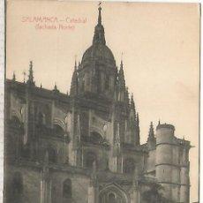 Postales: SALAMANCA CATEDRAL SIN ESCRIBIR. Lote 293870983