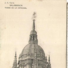 Postales: SALAMANCA CATEDRAL SIN ESCRIBIR. Lote 293871268