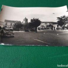 Postales: POSTAL ANTIGUA ARÉVALO (AVILA) - PLAZA SAN FRANCISCO (PEROTAS Y CONVENTO MONTALVAS), LA UNION. Lote 293938258