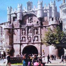 Postais: BURGOS. 12 ARCO DE SANTA MARÍA. EDICIONES SKORPIO. NUEVA. COLOR. NUEVA. COLOR. Lote 294990968