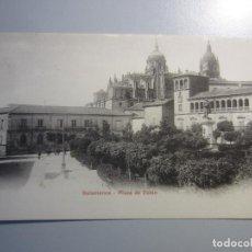 Postales: POSTAL SALAMANCA REVERSO SIN DIVIDIR. Lote 295332683