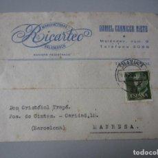 Postales: TARJETA SALAMANCA. Lote 295488293