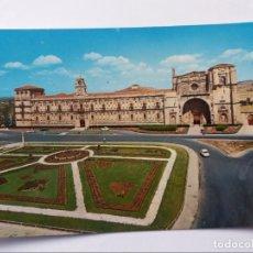 Postales: POSTAL - LEON - HOSTAL DE SAN MARCOS. Lote 295686078