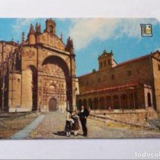Postales: POSTAL - SALAMANCA - CONVENTO DE SAN ESTEBAN. Lote 295689253