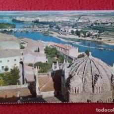 Postales: POSTAL ZAMORA CASTILLA Y LEÓN PANORÁMICA DESDE LA TORRE DE LA CATEDRAL, FARDI, POST CARD POSTKARTE... Lote 295774568