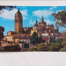 Postales: POSTAL - SEGOVIA - LA CATEDRAL 33 - S/C. Lote 295827793