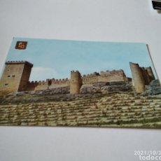 Postales: POSTAL CASTILLO DE PEÑARANDA DE DUERO. Lote 295968153
