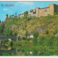 Postales: PUEBLA DE SANABRIA (ZAMORA) CASTILLO - EDICIONES PARIS Nº211 - S/C. Lote 296609443