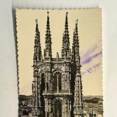 Postales: BURGOS. POSTAL NO.47, CRUCERO DE LA CATEDRAL… EDIC., GARCIA GARRABELLA (H.1950?) S/C. Lote 296777383