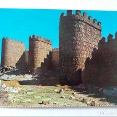 Postales: POSTAL - AVILA - MURALLAS. Lote 297021698