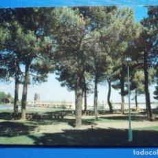 Postales: POSTAL - CANTALEJO - SEGOVIA - 4.- PISCINA DEL POLIDEPORTIVO - AGUSTÍN DE MIGUEL 1976 - ESCRITA. Lote 297081393
