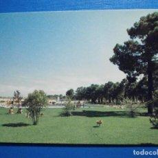 Postales: POSTAL - CANTALEJO - SEGOVIA - 3.- COMPLEJO DEPORTIVO - AGUSTÍN DE MIGUEL 1976 - ESCRITA. Lote 297081928