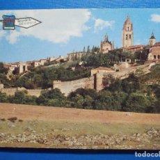Postales: POSTAL - CANTALEJO - SEGOVIA - MURALLA - VISTA PARCIAL - 4.061 - AÑO 1971 - ESCRITA. Lote 297082378