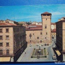 Postales: POSTAL - SALAMANCA -. 19.- PLAZA DEL CAUDILLO - ALARDE - AÑO 1973 - ESCRITA. Lote 297085438