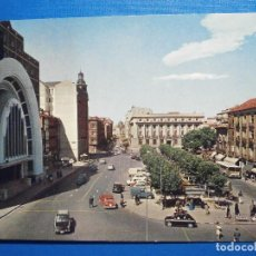 Postales: POSTAL - VALLADOLID -. 65.- PLAZA DE ESPAÑA - SUBIRATS CASANOVA, FISA - AÑO 1969 - ESCRITA. Lote 297085908