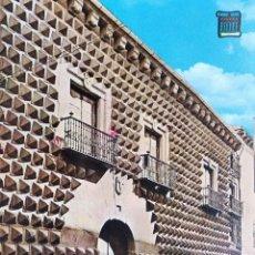 Postales: SEGOVIA. 4189 CASA DE LOS PICOS. ED. PERGAMINO. NUEVA. COLOR. Lote 297095173