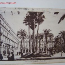Postales: BARCELONA PLAZA REAL. Lote 822741