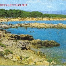 Postales: PRECIOSA POSTAL DE SALOU (TARRAGONA). Lote 969278