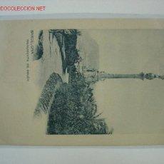 Postales: BARCELONA MONUMENTO DE COLON. Lote 9869907