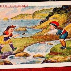 Postales: ANTIGUA POSTAL Nº 20 SERIE EXCURSIÓ - LLORET DE MAR - EDICIONS CATALANES - LOCFON - BARCELONA. Lote 864219